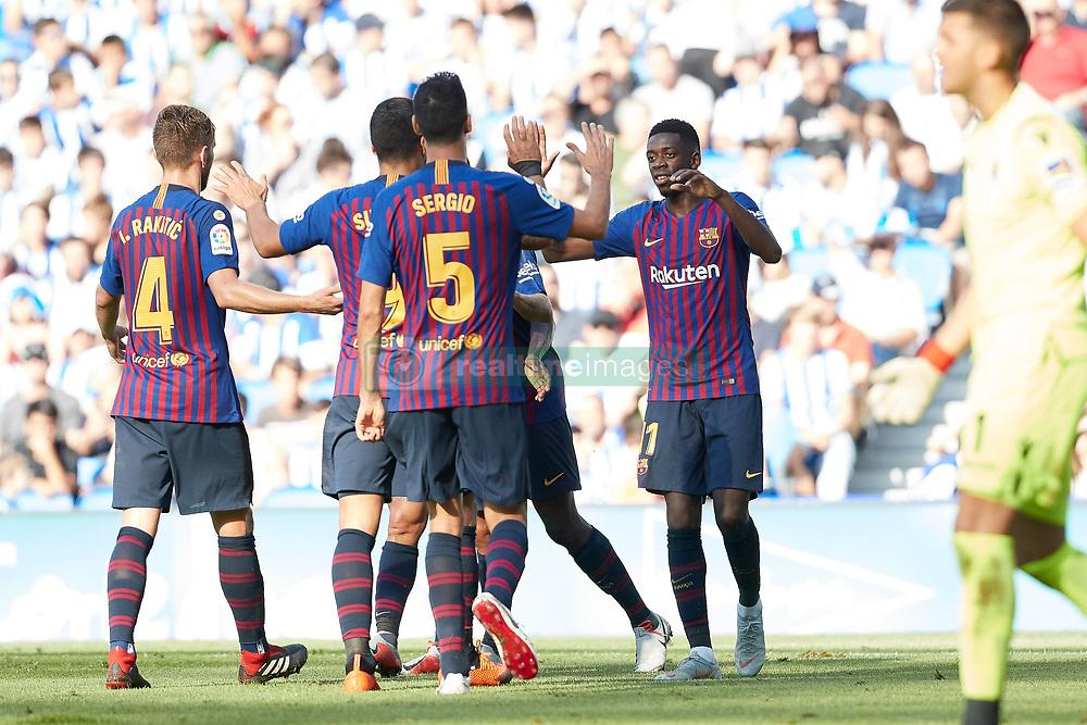 صور مباراة : ريال سوسيداد - برشلونة 1-2 ( 15-09-2018 ) 20180915-zaa-a181-280