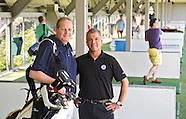 Frank Kirsten  en Jim PGA