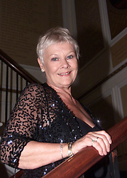 The 2000 Benjamin Franklin Medal awarded to actress Dame Judi Dench by the RSA (Royal Society for the encouragement of Arts, Manufactures and Commerce) for her Trans-Atlantic contribution to the performing arts.