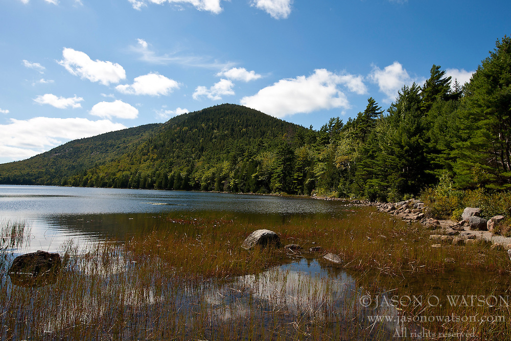 Bubble Pond, Acadia National Park, Maine, United States of America
