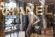 Chanel watch store in the Saks Fifth Avenue store at Canal Place, New Orleans