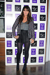 Sheree Murph at Style for Stroke - launch party held at No. 5 Cavendish Square, London, England, October 2, 2012. Photo by Chris Joseph / i-Images.
