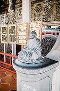 Leong San Tong Khoo Kongsi Khoo clan temple) in Georgetown on Penang island, Malaysia. Eastern & Oriental Train