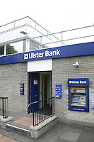 A sign on the door of Rochestown Avenue Dublin  branch of Ulster Bank announcing extended opening hours. Ulster Bank branches across Ireland have extended their opening hours today as the bank attempts to clear a backlog in payments after issues with a technical fault last week. Monday 25th June 2012