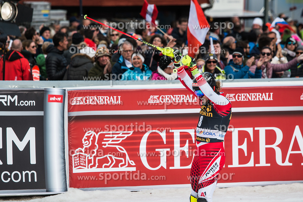 FELLER Manuel of Austria during the Audi FIS Alpine Ski World Cup Men's Slalom 58th Vitranc Cup 2019 on March 10, 2019 in Podkoren, Kranjska Gora, Slovenia. Photo by Peter Podobnik / Sportida
