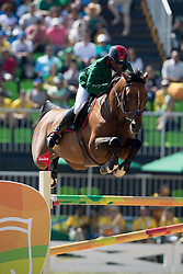 Ouaddar Abdelkebir, MAR, Quickly de Kreisker<br /> Olympic Games Rio 2016<br /> © Hippo Foto - Dirk Caremans<br /> 14/08/16