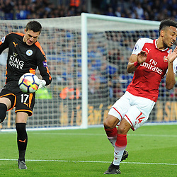 Leicester v Arsenal, Premier League, 9 May 2018