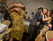 LOLA SCHNABEL; NAOMI CAMPBELL; ALEXANDER DEXTER-JONES; DEREK BLASBERG; FABIDA BERACASA Party hosted by Franca Sozzani and Remo Ruffini in honour of Bruce Weber to celebrate L'Uomo Vogue The Miami issuel by Bruce Weber. Casa Tua. James Avenue. Miami Beach. 5 December 2008