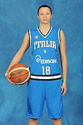 DESCRIZIONE :  Roma Raduno Collegiale Nazionale Italia Femminile<br /> GIOCATORE : Giogia Sottana<br /> SQUADRA : Nazionale Italia Femminile  <br /> EVENTO : Roma Raduno Collegiale Nazionale Italia Femminile<br /> GARA : <br /> DATA : 17/05/2010 <br /> CATEGORIA : ritratto <br /> SPORT : Pallacanestro <br /> AUTORE : Agenzia Ciamillo-Castoria/GiulioCiamillo<br /> Galleria : Fip Nazionali 2010 <br /> Fotonotizia : Roma Raduno Collegiale Nazionale Italia Femminile<br /> Predefinita :