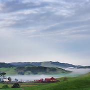 Marin County Ranch, California