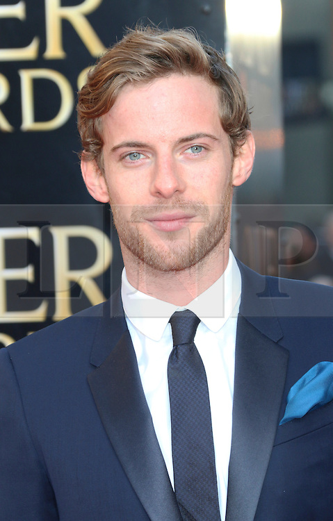 © Licensed to London News Pictures. 13/04/2014, UK. Luke Treadaway, The Laurence Olivier Awards, Royal Opera House, London UK, 13 April 2014. Photo credit : Richard Goldschmidt/Piqtured/LNP