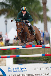 O' Connor Cian (IRL) - Blue Loyd<br /> Horseware GP CSI 2*<br /> Wellington 2012<br /> © Hippo Foto - Cealy Tetly