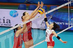Japan Hitomi Nakamichi fights on the net with Azerbaijan Polina Rahimova