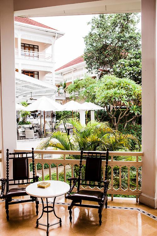 Centara Grand hotel, Hua Hin