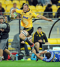 Wellington-Super Rugby, Hurricanes v Stormers