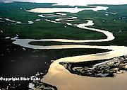 Estuary, Delaware Bay, Marshlands, Cumberland Co., New Jersey