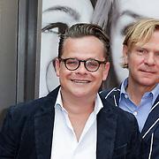 NLD/Amsterdam/20120617 - Premiere Het Geheugen van Water, Frank Houtappels, Michiel van Erp