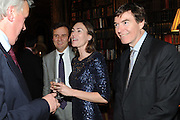 LAETICIA CASH; PHILIP DUNNE, Celebration of the  200TH Anniversary of the  Birth of Rt.Hon. John Bright MP  and the publication of <br /> ÔJohn Bright: Statesman, Orator, AgitatorÕ by Bill Cash MP. Reform Club. London. 14 November 2011. <br /> <br />  , -DO NOT ARCHIVE-© Copyright Photograph by Dafydd Jones. 248 Clapham Rd. London SW9 0PZ. Tel 0207 820 0771. www.dafjones.com.<br /> LAETICIA CASH; PHILIP DUNNE, Celebration of the  200TH Anniversary of the  Birth of Rt.Hon. John Bright MP  and the publication of <br /> 'John Bright: Statesman, Orator, Agitator' by Bill Cash MP. Reform Club. London. 14 November 2011. <br /> <br />  , -DO NOT ARCHIVE-© Copyright Photograph by Dafydd Jones. 248 Clapham Rd. London SW9 0PZ. Tel 0207 820 0771. www.dafjones.com.