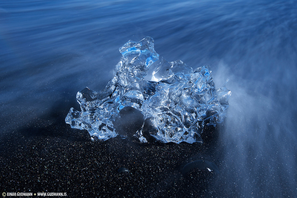 Ice in Iceland