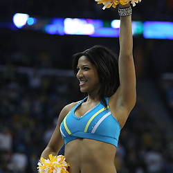 05 March 2009: New Orleans Hornets Honeybees perform during a NBA game between the New Orleans Hornets and the Dallas Mavericks at the New Orleans Arena in New Orleans, Louisiana.