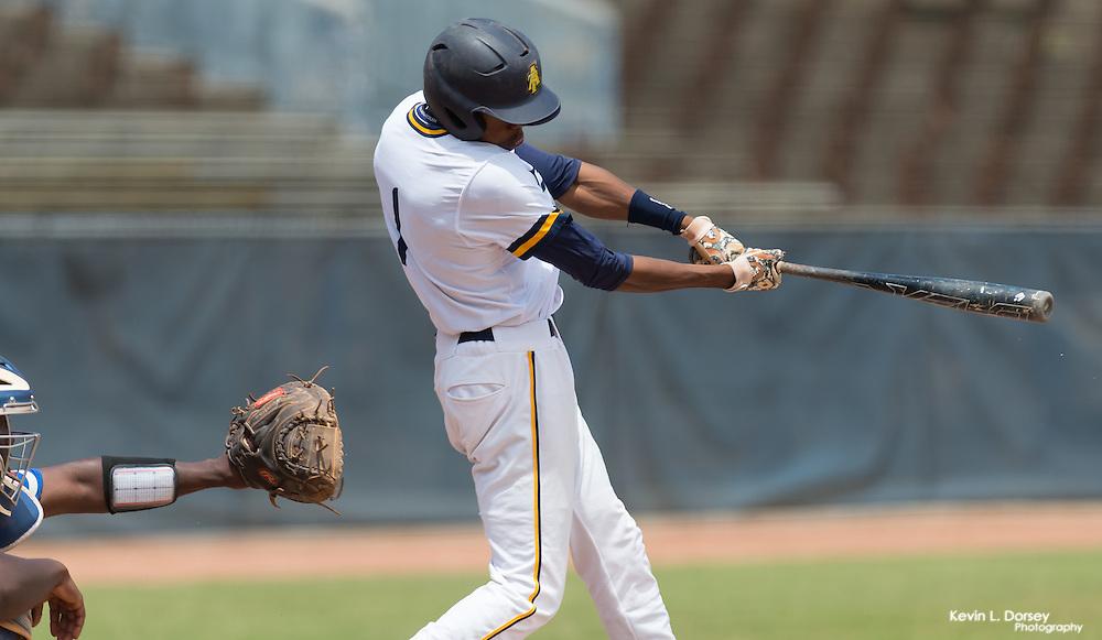 2016 A&T Baseball vs Savannah State