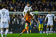 Leeds United midfielder Kalvin Phillips (23) in action during the EFL Sky Bet Championship match between Leeds United and Hull City at Elland Road, Leeds, England on 10 December 2019.