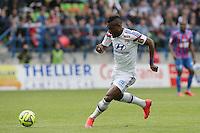 Henri BEDIMO - 09.05.2015 -  Caen / Lyon  - 36eme journee de Ligue 1<br />Photo : Vincent Michel / Icon Sport