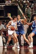 Europei Roma 1991<br /> Finale Italia vs Jugoslavia<br /> Foto: Fabio Ramani