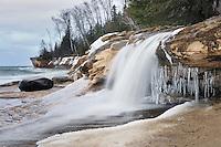 Pictured Rocks National Lakeshore,<br /> Michigan's Upper Peninsula