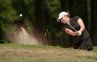 Jessica Shepley during LPGA Futures Tour Saturday, July 23rd.  (Karen Bobotas/for the Concord Monitor)