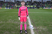 Mascot during the EFL Sky Bet League 2 match between Forest Green Rovers and Notts County at the New Lawn, Forest Green, United Kingdom on 10 March 2018. Picture by Shane Healey.