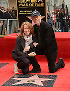 RON HOWARD + wife CHERYL   at his second Walk of Fame ceremony held @ 6931 Hollywood blvd. December 10, 2015<br /> ©Exclusivepix Media