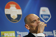 Onderwerp/Subject: PSV - Eredivisie<br /> Reklame:  <br /> Club/Team/Country: <br /> Seizoen/Season: 2012/2013<br /> FOTO/PHOTO: Coach Jurgen STREPPEL of Willem II during press conference. (Photo by PICS UNITED)<br /> <br /> Trefwoorden/Keywords: <br /> #03 #21 $94 &plusmn;1355239962240 &plusmn;1355239962240<br /> Photo- &amp; Copyrights &copy; PICS UNITED <br /> P.O. Box 7164 - 5605 BE  EINDHOVEN (THE NETHERLANDS) <br /> Phone +31 (0)40 296 28 00 <br /> Fax +31 (0) 40 248 47 43 <br /> http://www.pics-united.com <br /> e-mail : sales@pics-united.com (If you would like to raise any issues regarding any aspects of products / service of PICS UNITED) or <br /> e-mail : sales@pics-united.com   <br /> <br /> ATTENTIE: <br /> Publicatie ook bij aanbieding door derden is slechts toegestaan na verkregen toestemming van Pics United. <br /> VOLLEDIGE NAAMSVERMELDING IS VERPLICHT! (&copy; PICS UNITED/Naam Fotograaf, zie veld 4 van de bestandsinfo 'credits') <br /> ATTENTION:  <br /> &copy; Pics United. Reproduction/publication of this photo by any parties is only permitted after authorisation is sought and obtained from  PICS UNITED- THE NETHERLANDS