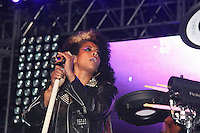 LONDON - JUNE 16: Kelis performs at Lovebox, Victoria Park, London, UK. June 17, 2012. (Photo by Brett Cove/piQtured)