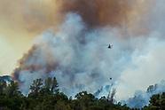 County Fire - California - 1 July 2018