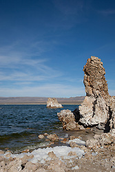 """Tufas at Mono Lake 3"" - These tufas were photographed at the South Tufa area in Mono Lake, California."