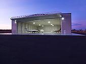 Hangar Aeropuerto CSL