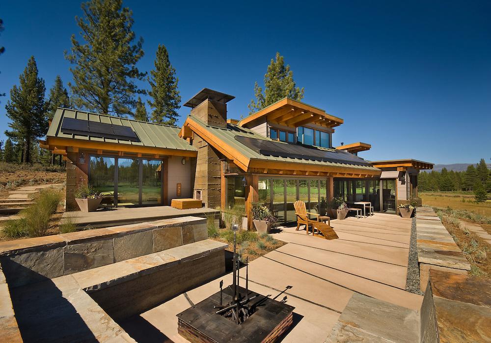 Sunset House.Tahoe Mountain Resorts