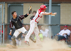 05/14/15 HS Baseball Bridgeport vs. Lincoln
