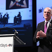 20160616 - Brussels , Belgium - 2016 June 16th - European Development Days - Closing Panel - From Commitment to Action - David Nabarro , UN Special Adviser on the 2030 Agenda for Sustainable Development - Moderator © European Union