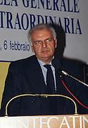 Angelo Rovati<br /> XXXII Assemblea Generale Montecatini 1999