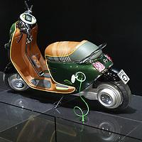 2010 MINI E-Scooter, Paris Motor Show 2010