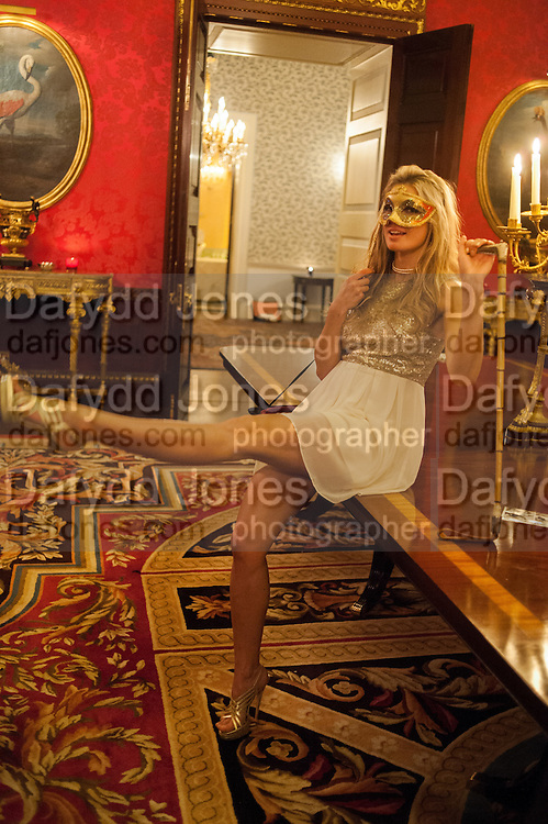 JOANNE SALLEY, Tatler magazine Jubilee party with Thomas Pink. The Ritz, Piccadilly. London. 2 May 2012