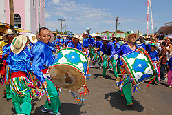 Realizada ha mais de 140 anos a Festa de Nossa Senhora do Rosário Catalao reune todos os Ternos de Congo, Catupes Catunda, Viloes, Mocambiques e Penacho de Catalao. Eh uma das maiores festas de Congado na regiao Centro Oeste./ Performed for more than 140 years the Feast of Our Lady of the Rosary combines all the Catalan Suits Congo, catupe Catunda, Villains, Mozambique and Plume Catalan. It is one of the biggest parties of Congo in the brazilian Midwest.