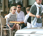 12.MAY.2011. CANNES<br /> <br /> DAVID WALLIAMS WITH HIS WIFE LARA STONE OUT AND ABOUT ENJOYING THE THE CANNES LIFESTYLE AT THE 64TH CANNES INTERNATIONAL FILM FESTIVAL 2011 IN CANNES, FRANCE<br /> <br /> BYLINE: EDBIMAGEARCHIVE.COM<br /> <br /> *THIS IMAGE IS STRICTLY FOR UK NEWSPAPERS AND MAGAZINES ONLY*<br /> *FOR WORLD WIDE SALES AND WEB USE PLEASE CONTACT EDBIMAGEARCHIVE - 0208 954 5968*