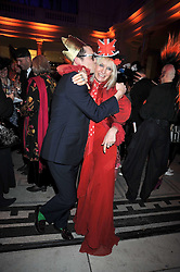 Designer ERDEM and VIRGINIA BATES at Hats - an antology of Stephen Jones held at the V&A, London on 23rd February 2009.