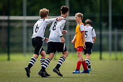 Job #10 of VV Maarssen scores 2-0. VV Maarssen O14-1 played a friendly game against CDW O15-2. Maarssen won 9-2 on July 11, 2020 at Daalseweide sports park Maarssen.