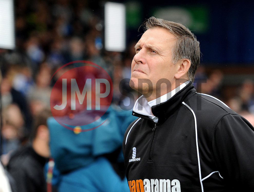 Phil Kite - Photo mandatory by-line: Neil Brookman/JMP - Mobile: 07966 386802 - 03/05/2015 - SPORT - Football - Bristol - Memorial Stadium - Bristol Rovers v Forest Green Rovers - Vanarama Football Conference