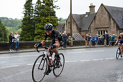 Claudia Lichtenberg chases Brand - Stage 4 of the OVO Energy Women's Tour - a 123 km road race, starting and finishing in Chesterfield on June 10, 2017, in Derbyshire, United Kingdom. (Photo by Sean Robinson/Velofocus.com)