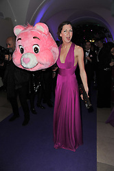 MARGO STILLEY at The Surrealist Ball in aid of the NSPCC in association with Harpers Bazaar magazine held at the Banqueting House, Whitehall, London on 17th March 2011.